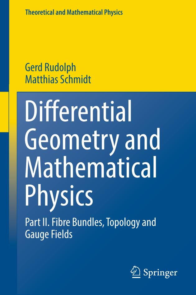 Differential Geometry and Mathematical Physics – Part II – Fibre Bundles, Topology and Gauge Fields