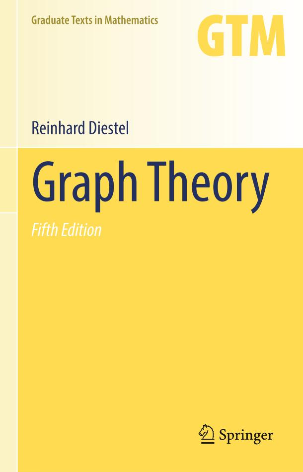 Graph Theory (Diestel, 5th Edition)
