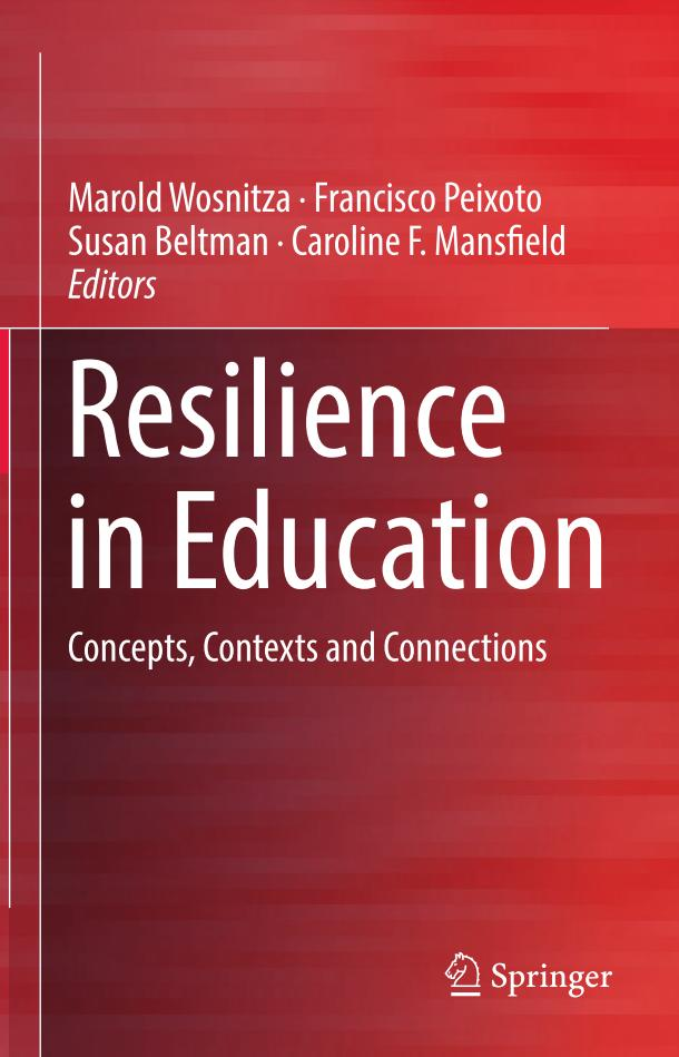 Resilience in Education – Concepts, Contexts and Connections