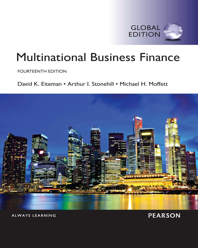 Multinational Business Finance (Global Edition, 14th)