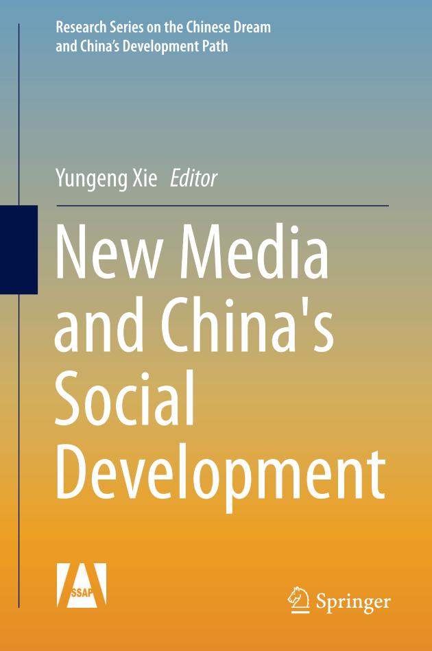 New Media and China's Social Development