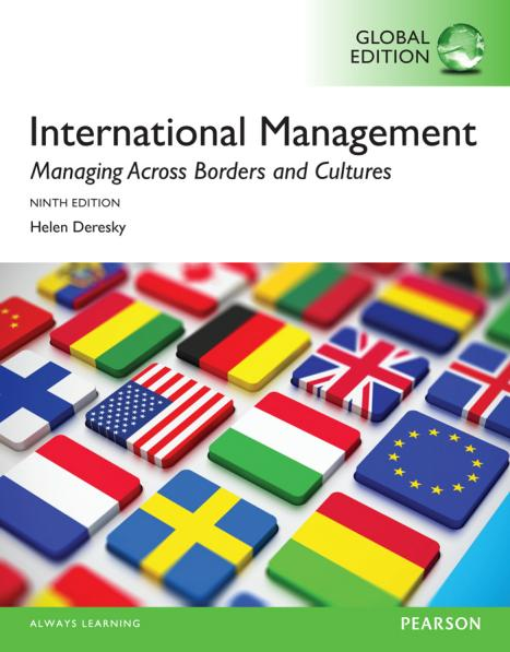 International Management – Managing Across Borders and Cultures (Global Edition, 9th)