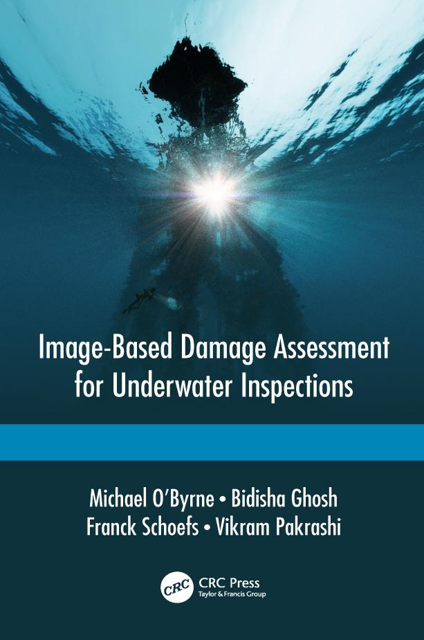 Image-Based Damage Assessment for Underwater Inspections