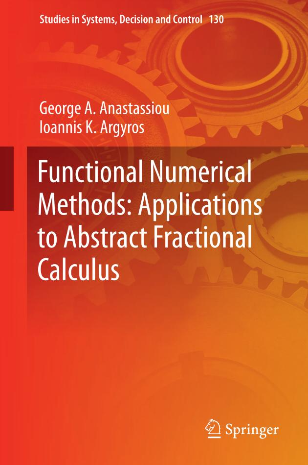Functional Numerical Methods – Applications to Abstract Fractional Calculus