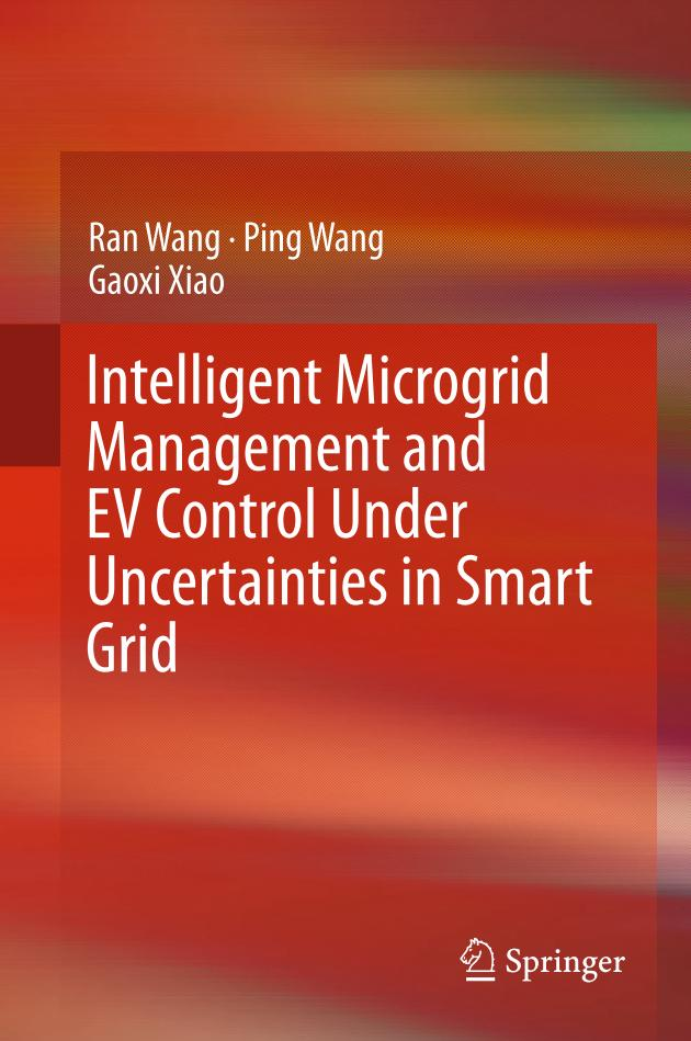 Intelligent Microgrid Management and EV Control Under Uncertainties in Smart Grid