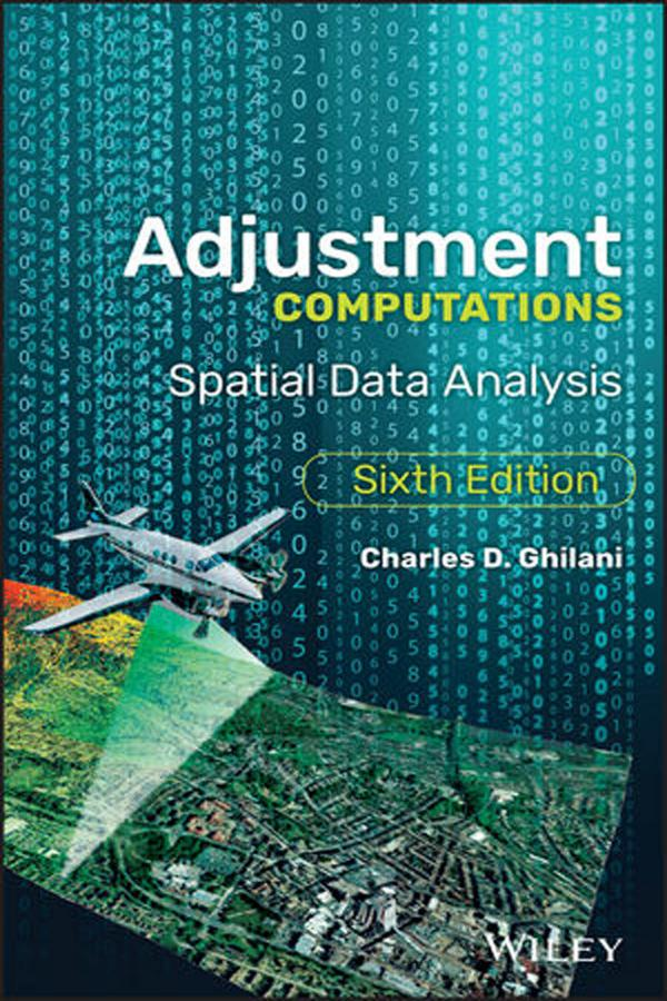 Adjustment Computations – Spatial Data Analysis (6th Edition)