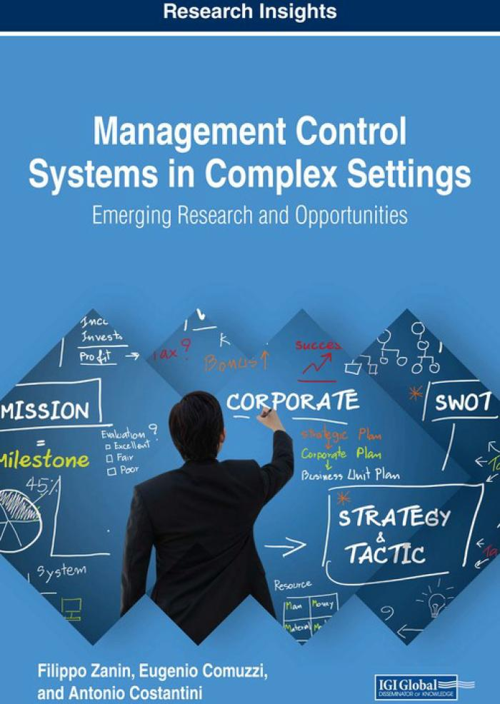 Management Control Systems in Complex Settings – Emerging Research and Opportunities