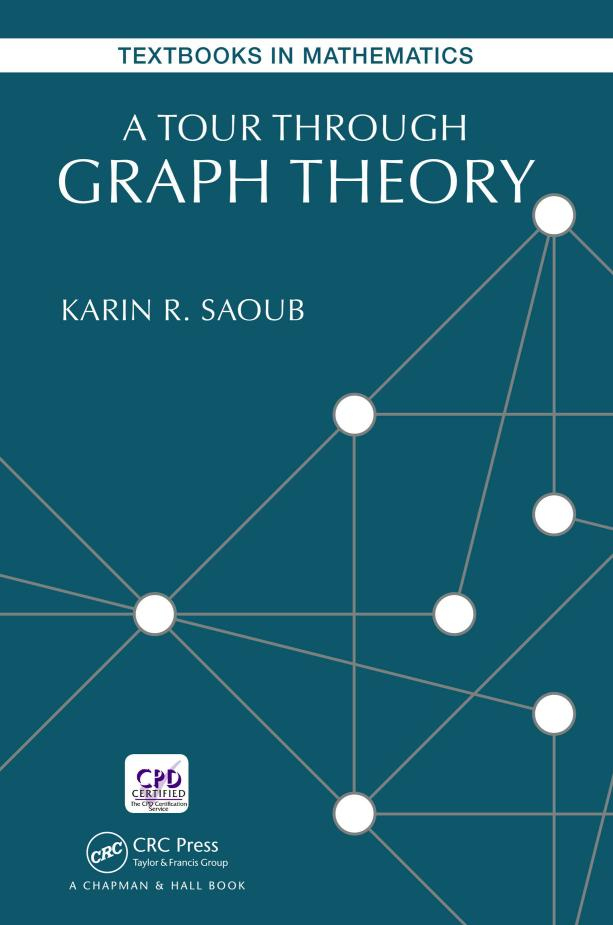 A Tour through Graph Theory