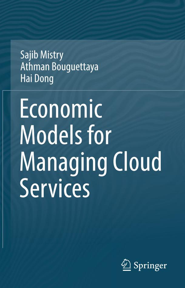Economic Models for Managing Cloud Services