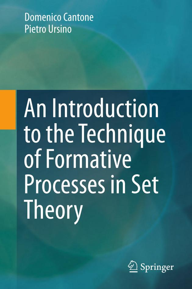 An Introduction to the Technique of Formative Processes in Set Theory