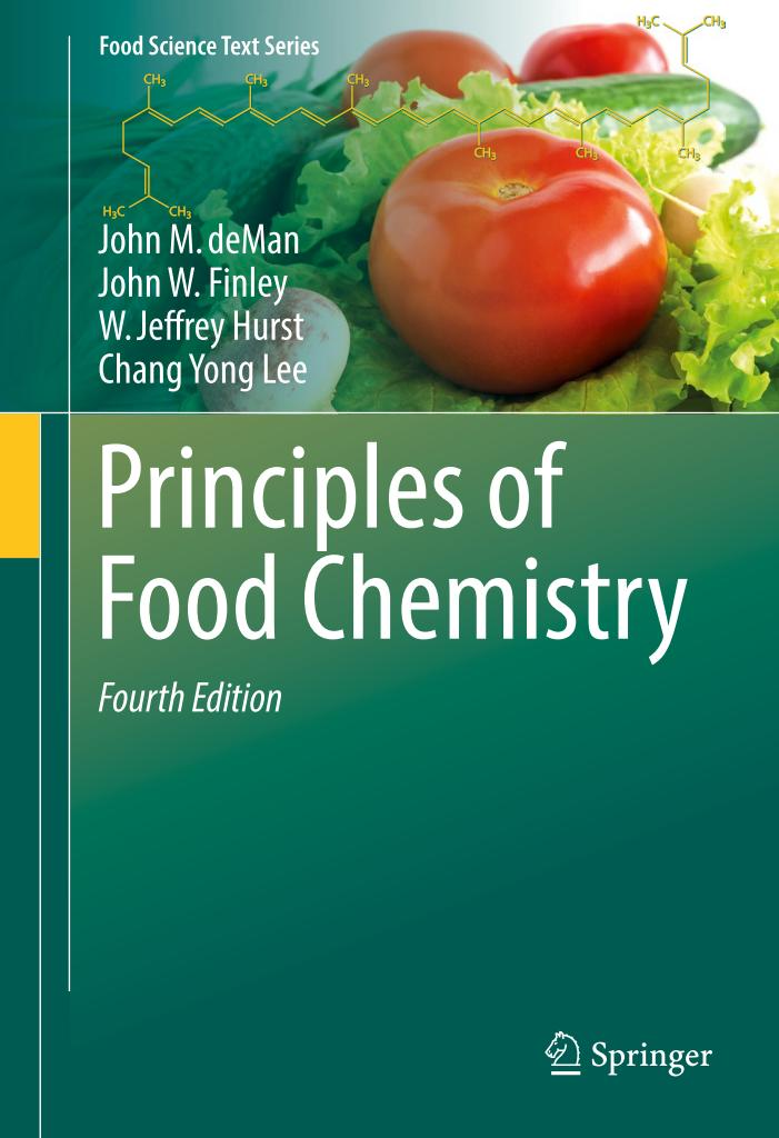Principles of Food Chemistry (4th Edition)