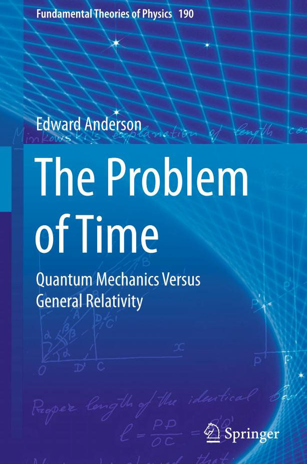 The Problem of Time – Quantum Mechanics Versus General Relativity