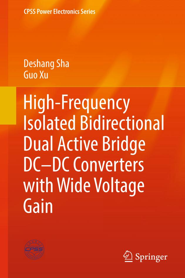 High-Frequency Isolated Bidirectional Dual Active Bridge DC-DC Converters with Wide Voltage Gain