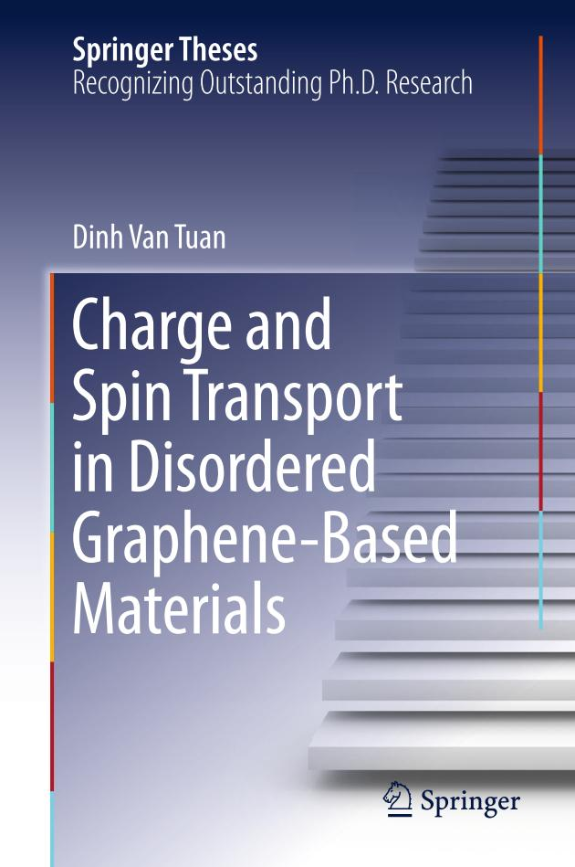 Charge and Spin Transport in Disordered Graphene-Based Materials