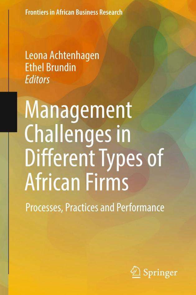 Management Challenges in Different Types of African Firms – Processes, Practices and Performance