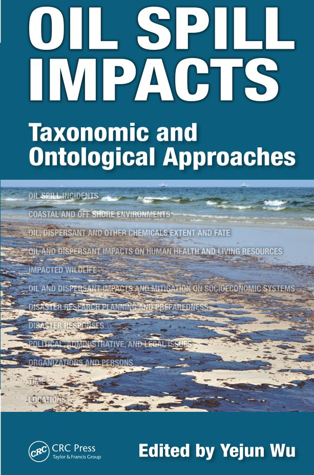 Oil Spill Impacts – Taxonomic and Ontological Approaches