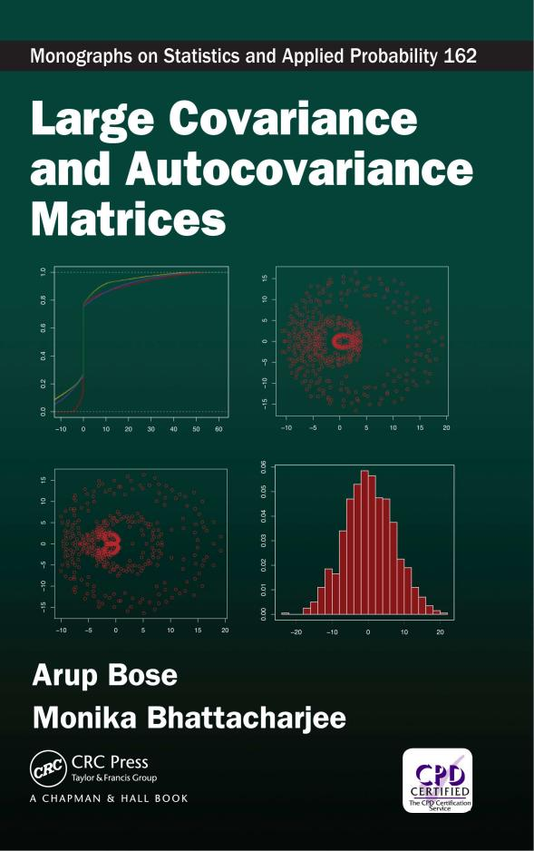 Large Covariance and Autocovariance Matrices