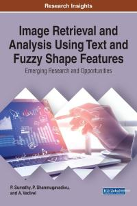 Image Retrieval and Analysis Using Text and Fuzzy Shape Features
