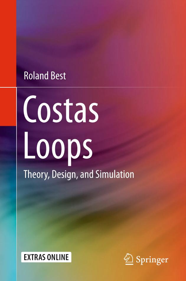 Costas Loops – Theory, Design, and Simulation