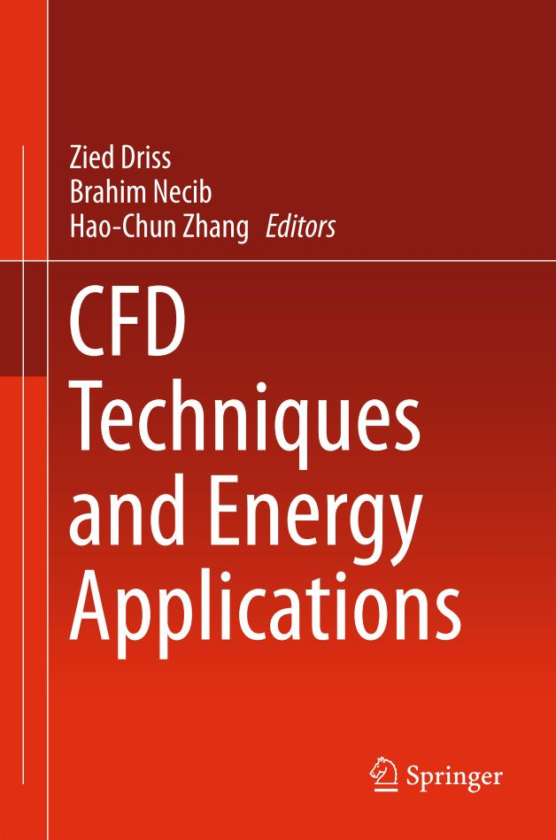 CFD Techniques and Energy Applications