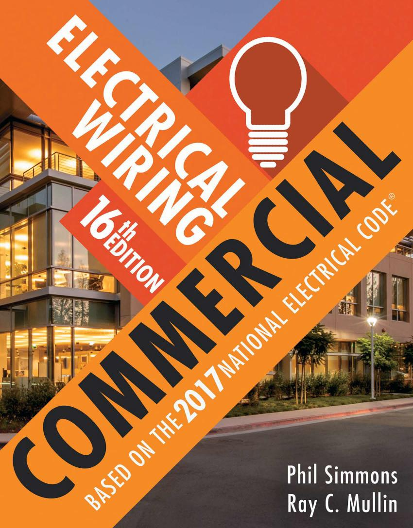 Electrical Wiring Commercial (16th Edition)