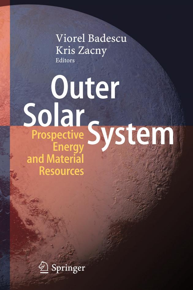 Outer Solar System – Prospective Energy and Material Resources