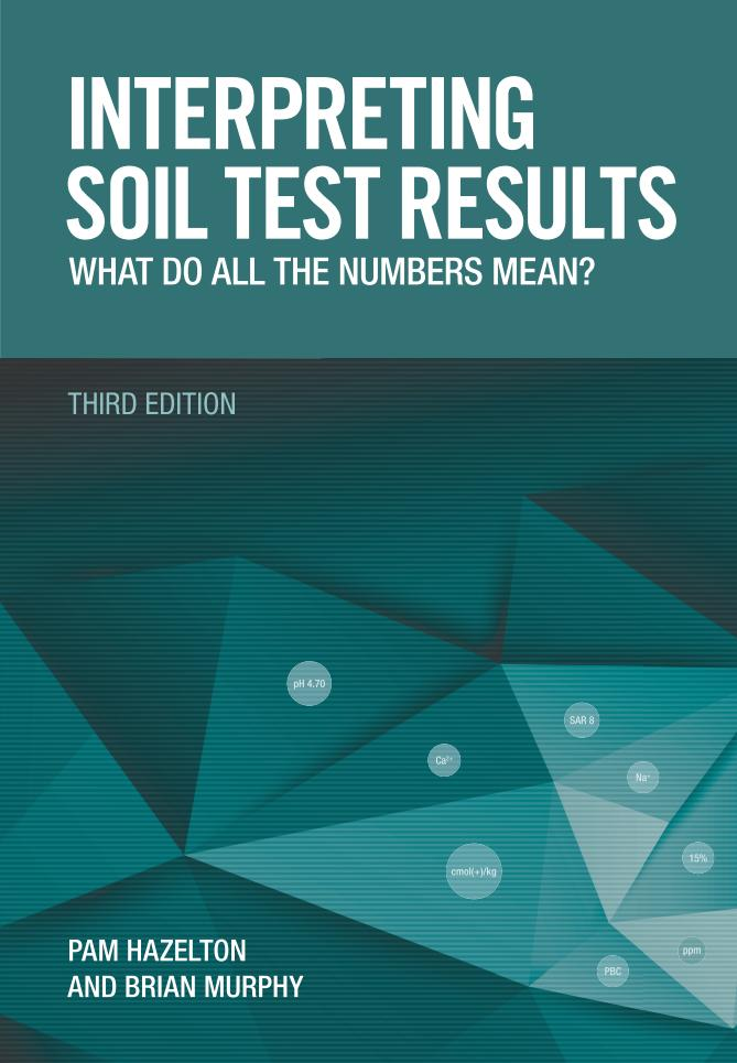 Interpreting Soil Test Results – What Do All The Numbers Mean (3rd Edition)