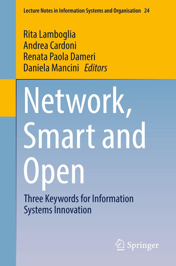Network, Smart and Open – Three Keywords for Information Systems Innovation