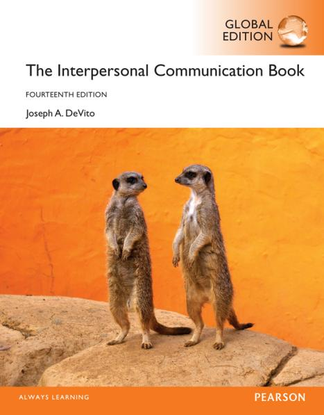 The Interpersonal Communication Book (Global Edition, 14th)
