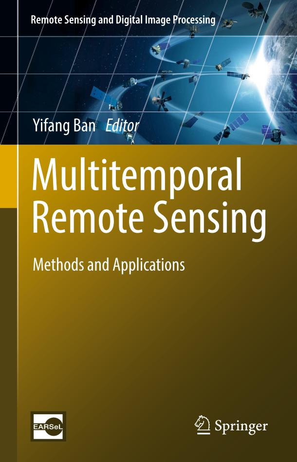 Multitemporal Remote Sensing – Methods and Applications