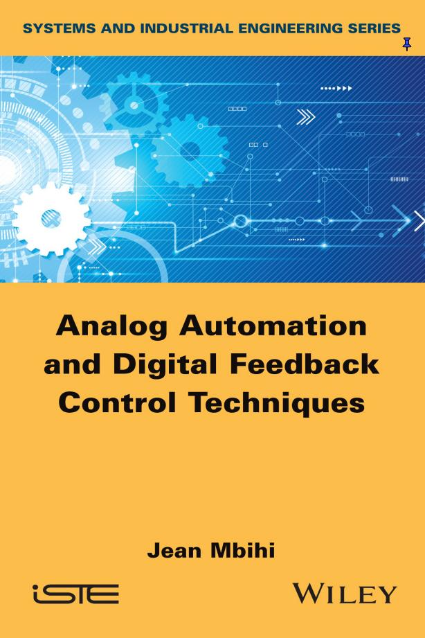 Analog Automation and Digital Feedback Control Techniques
