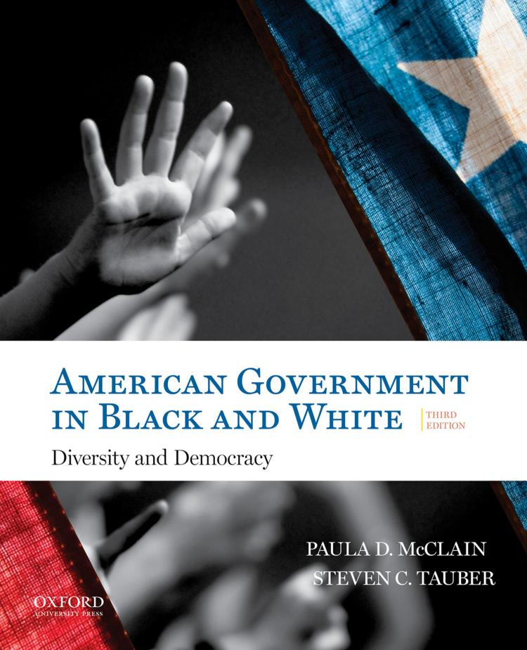 American Government in Black and White – Diversity and Democracy (3rd Edition)