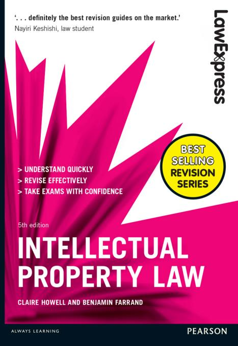 Law Express – Intellectual Property Law (5th Edition)