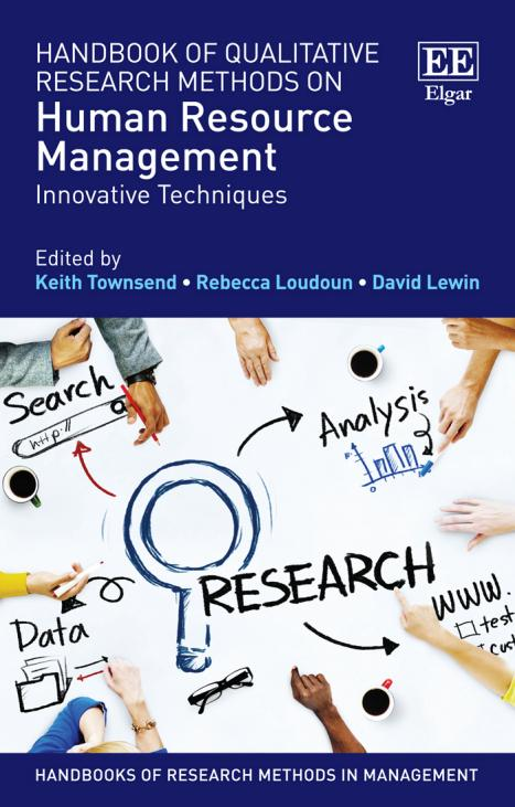 Handbook of Qualitative Research Methods on Human Resource Management – Innovative Techniques