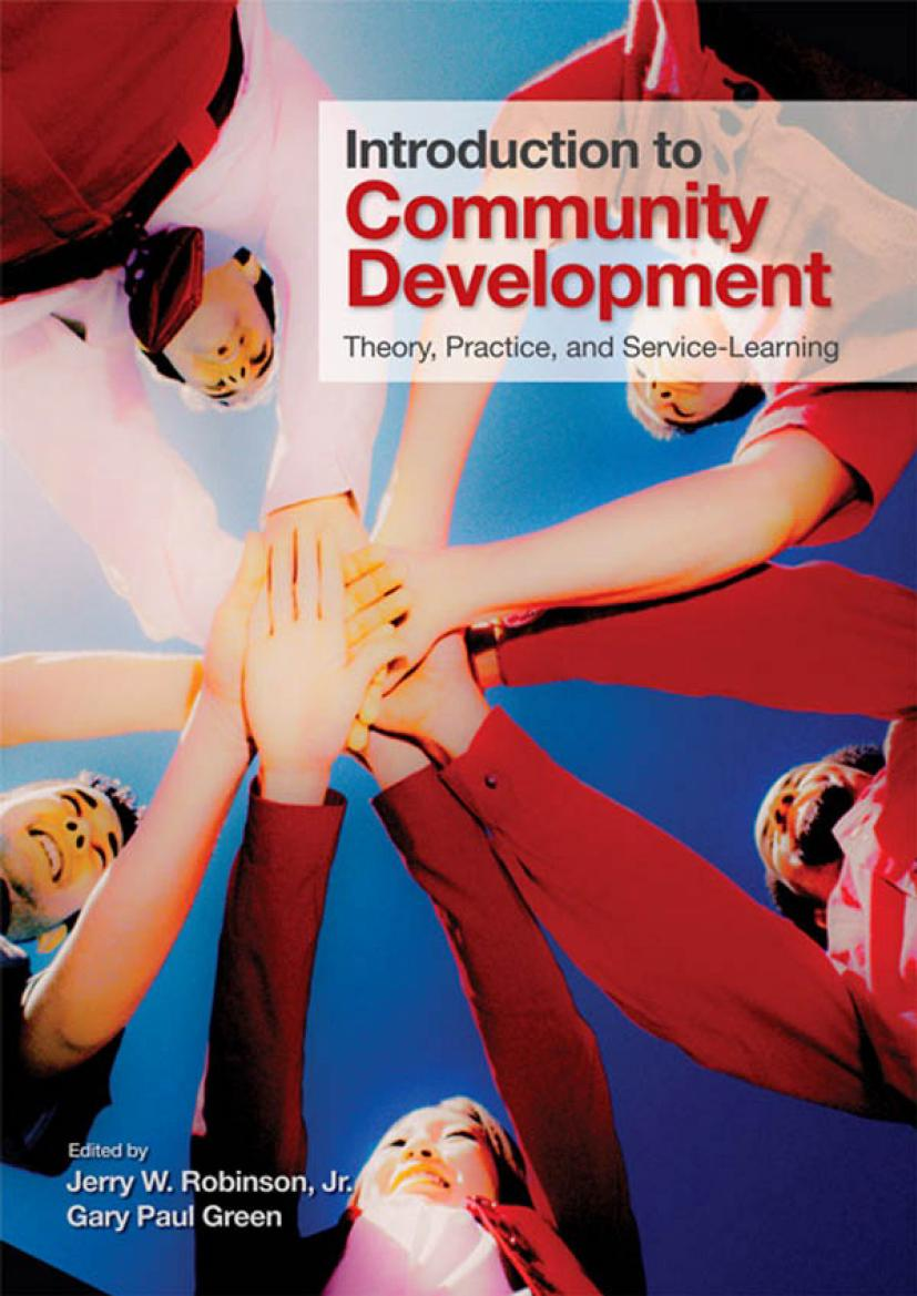 Introduction to Community Development – Theory, Practice, and Service-Learning