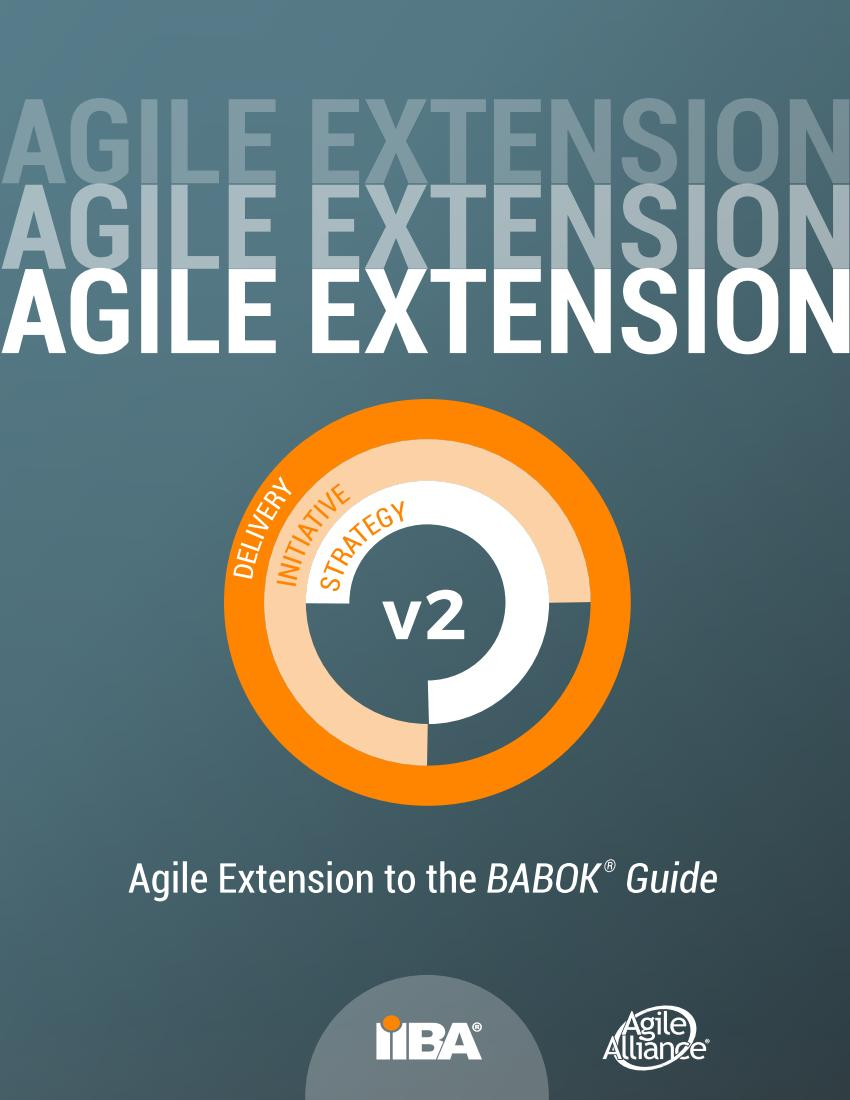 Agile Extension to the BABOK Guide (v2)