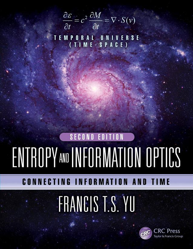 Entropy and Information Optics – Connecting Information and Time (2nd Edition)