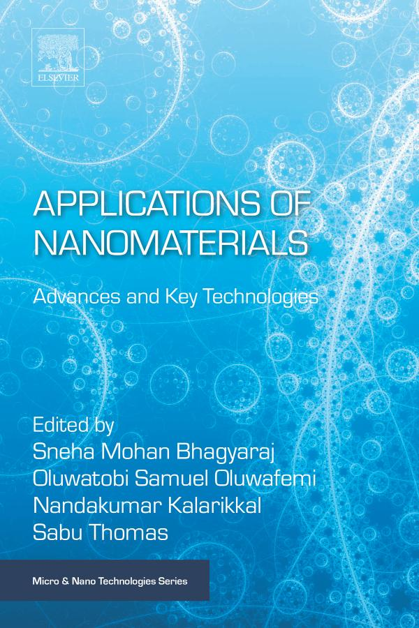 Applications of Nanomaterials – Advances and Key Technologies