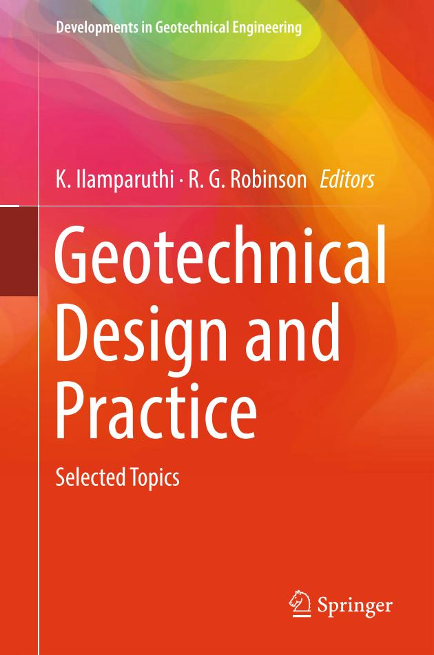 Geotechnical Design and Practice – Selected Topics