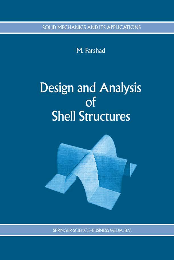 Design and Analysis of Shell Structures – 扫描版