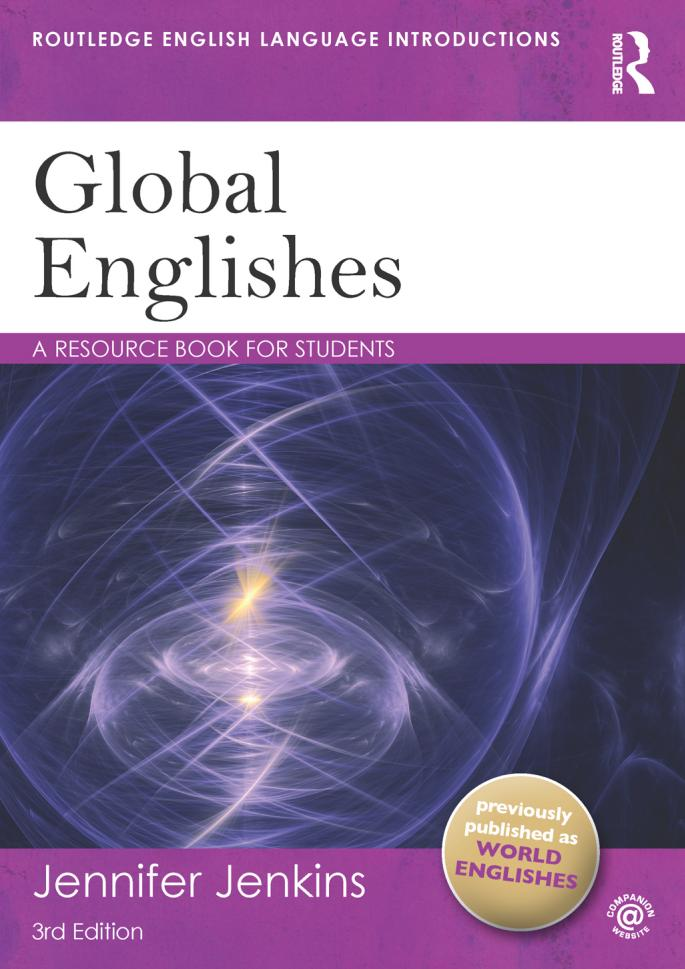 Global Englishes – A Resource Book for Students (3rd Edition)