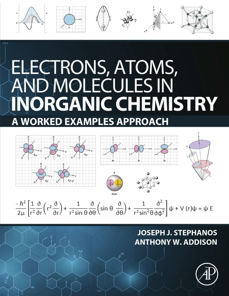 Electrons, Atoms, and Molecules in Inorganic Chemistry – A Worked Examples Approach