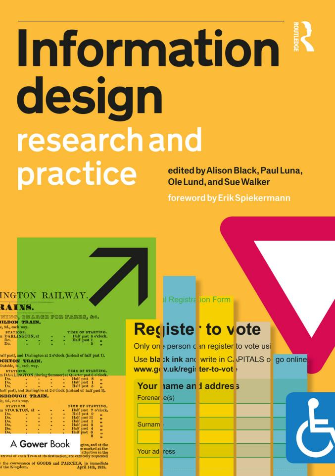 Information Design – Research and Practice