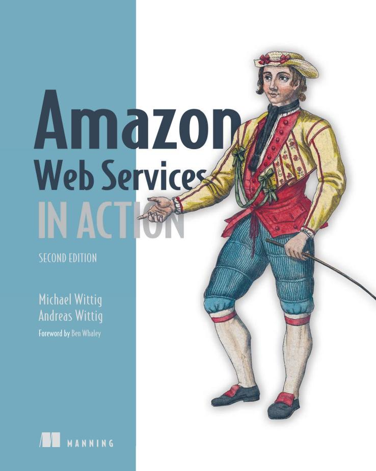 Amazon Web Services in Action (2nd Edition)