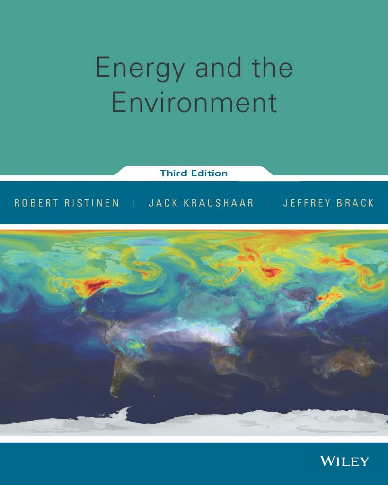 Energy and the Environment (3rd Edition)