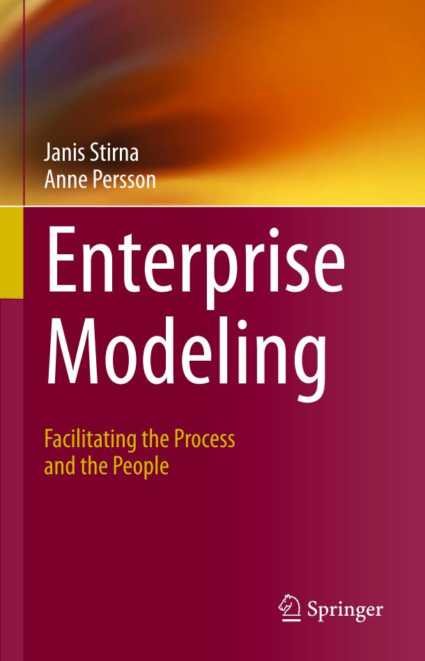 Enterprise Modeling – Facilitating the Process and the People
