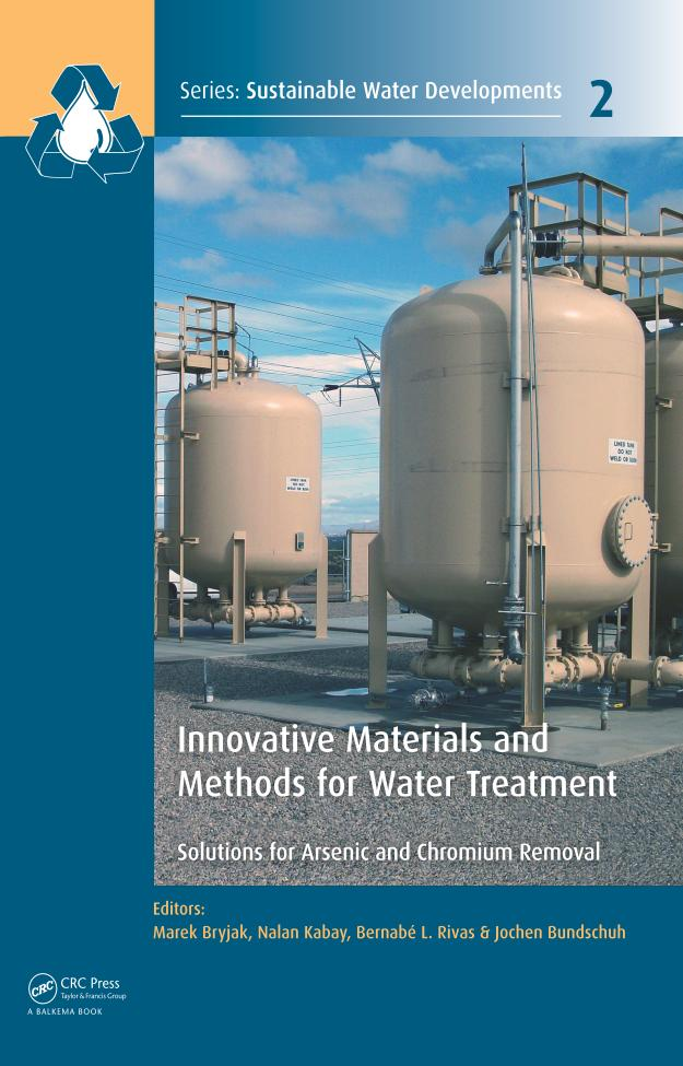 Innovative Materials and Methods for Water Treatment – Solutions for Arsenic and Chromium Removal