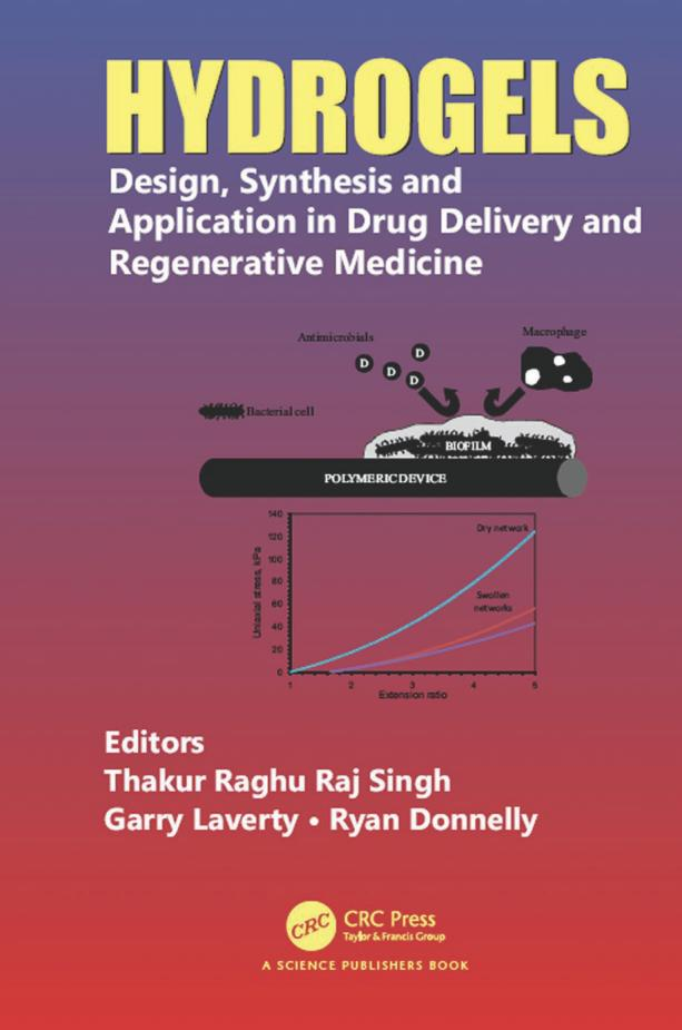 Hydrogels – Design, Synthesis and Application in Drug Delivery and Regenerative Medicine