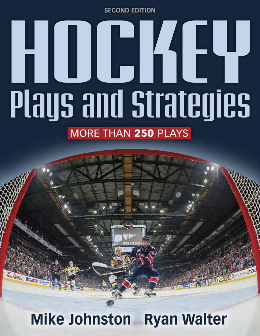 Hockey Plays and Strategies (2nd Edition)
