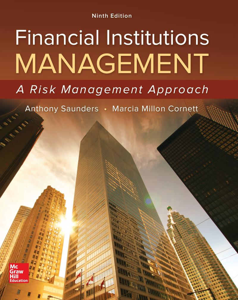 Financial Institutions Management – A Risk Management Approach (9th Edition)